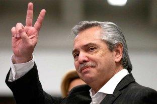 Alberto Fernández rechazó pedidos para bajar sueldos de funcionarios -  -
