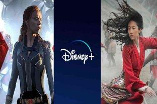 Disney modificó toda la grilla de estrenos de sus películas