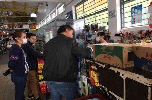 San Luis: embargaron a turistas por violar la cuarentena y clausuraron supermercados
