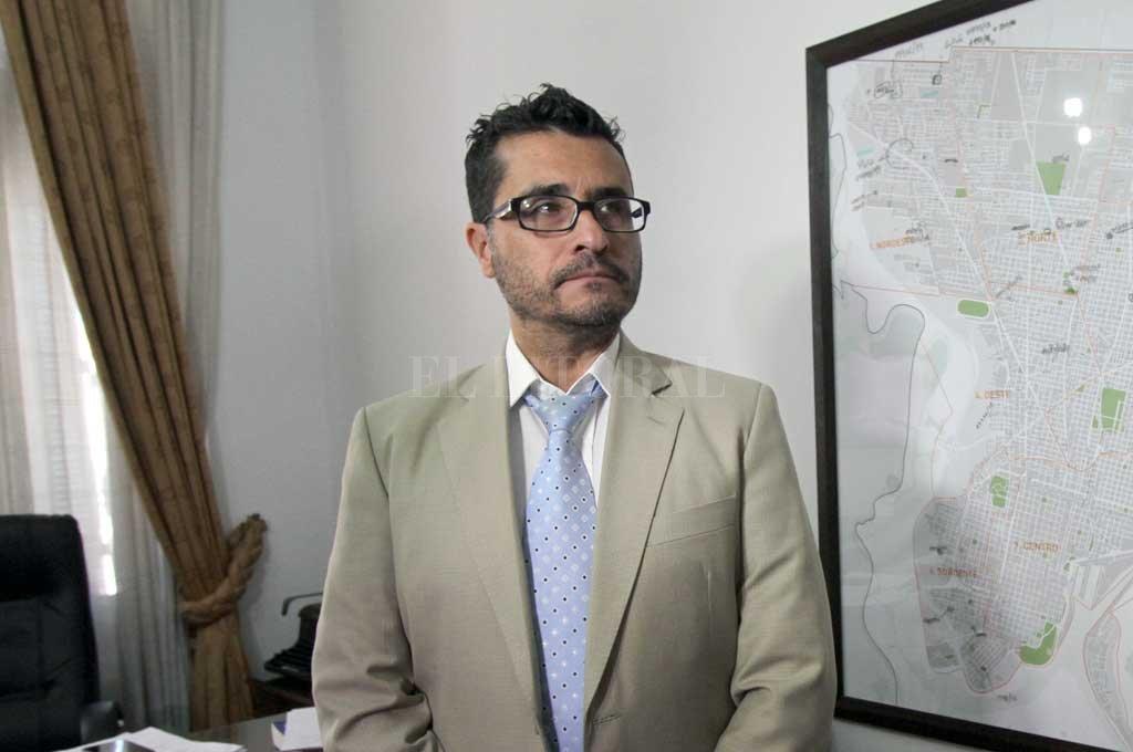 El fiscal federal Walter Alberto Rodríguez lleva adelante la investigación contra la familia narco. Crédito: Archivo El Litoral