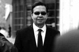 FIFAgate: falleció el expresidente hondureño Rafael Callejas