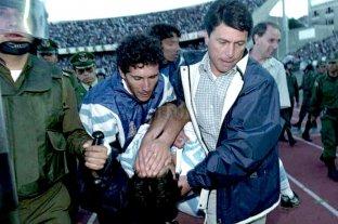 """Una historia negra del fútbol argentino: el corte del """"Jardinero"""" Cruz en Bolivia"""