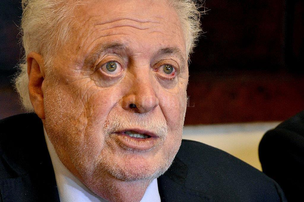 Ginés González García, ministro de Salud de la Nación. Crédito: Luis Cetraro