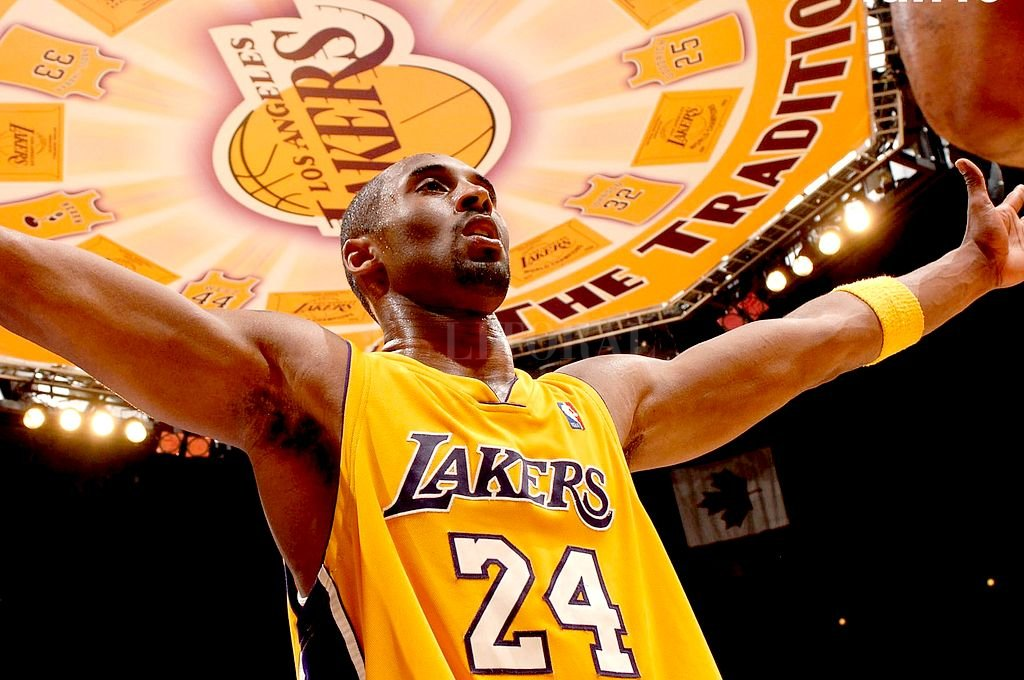 Kobe Bryant. Crédito: Captura digital