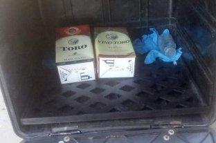 Venado Tuerto: están aislados por tener coronavirus y pidieron vino tinto al delivery