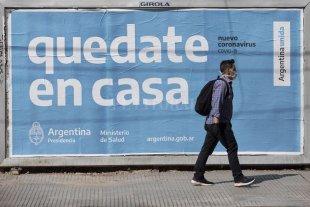 Ya son 44 los muertos por coronavirus en Argentina