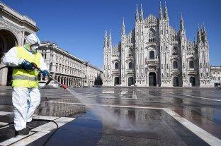 Italia registró 525 muertos, el número de víctimas de coronavirus más bajo en dos semanas