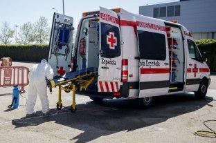 España superó los 13 mil fallecidos por coronavirus -  -
