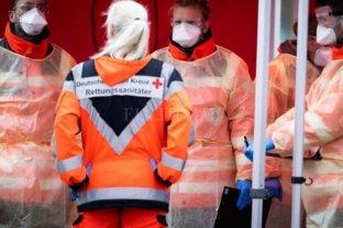 Alemania espera el pico de contagios de Covid - 19