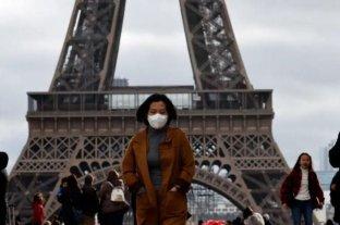 541 nuevas muertes por coronavirus en Francia, que superó las 10.000