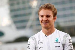 Nico Rosberg elige a Fangio como el segundo mejor de la historia de la F1