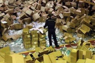 España: detuvieron a un empresario acusado de robar dos millones de mascarillas