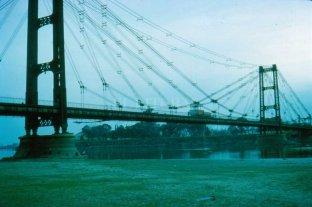 """""""Río dormido"""": el recuerdo de la bajante de 1963 en Santa Fe con fotos de la época -"""