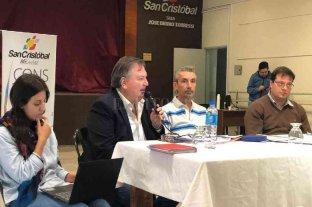 En San Cristóbal y Arrufó sesionó el Comité Departamental de Emergencia con la presencia de funcionarios provinciales