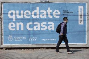 325 personas recibieron el alta en Argentina, tras dar positivo de Covid - 19