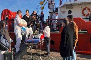 Coronavirus: más de 60 pasajeros de un crucero australiano anclado en Uruguay dieron positivo
