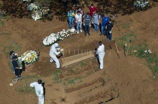 El mayor cementerio de Brasil se queda sin tumbas