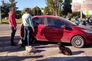 Detenido por querer ingresar a Neuquén escondido en el baul de un auto