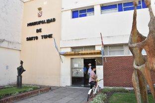 Los empleados municipales de Santo Tomé se declararon en alerta -  -