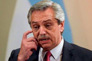 """Alberto Fernández: """"La cuarentena va a seguir, lo que vamos a hacer es flexibilizarla"""" -  -"""