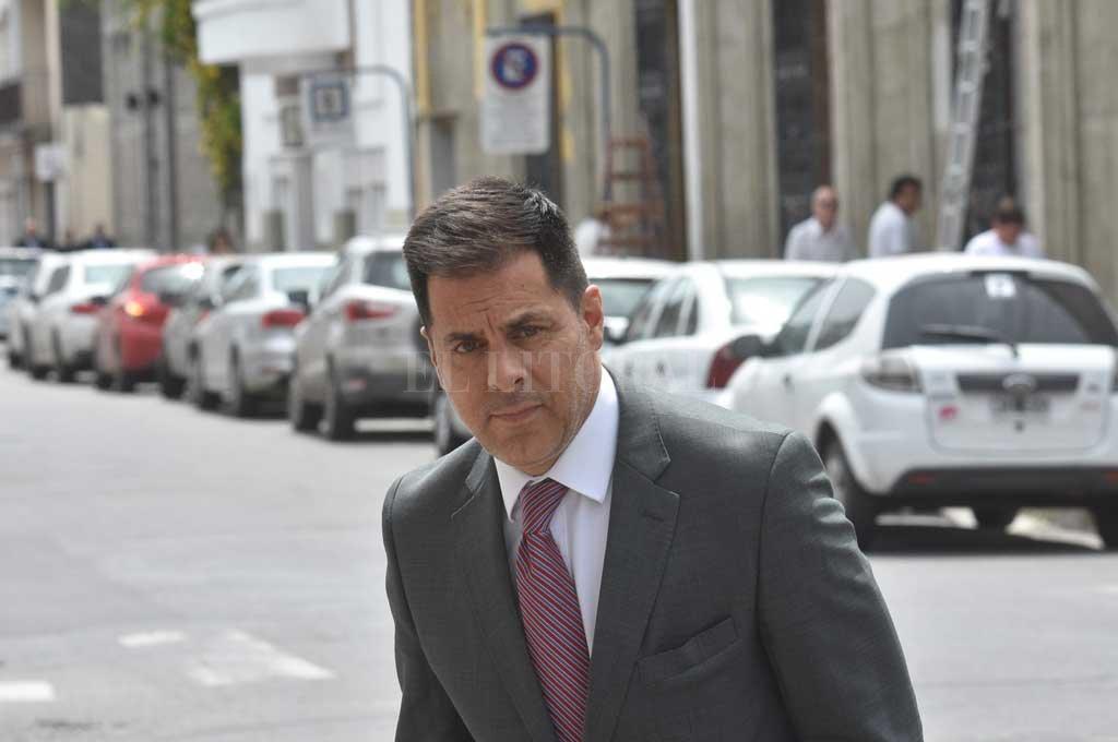 El fiscal Jorge Gustavo Onel considera que el acusado debe ser dejado en libertad. Crédito: Archivo El Litoral