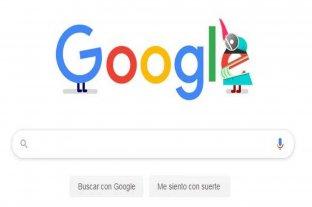 """""""Cordonavirus"""": el primer doodle con errores en la historia de Google"""