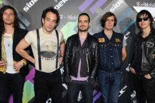 The Strokes lanzó un tema de su próximo disco