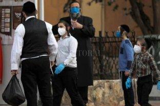 Israel decretó toque de queda para frenar la pandemia