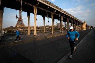 París restringe las autorizaciones para salir a hacer deporte