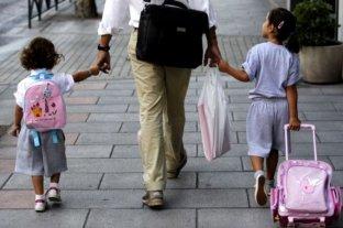 El Gobierno analiza cambiar el horario de entrada a las escuelas -