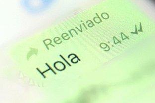 WhatsApp limitó el envío de mensajes: sólo se podrá reenviar virales una vez -  -