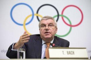 Thomas Bach resaltó la importancia de seguir con la actividad física y deportiva