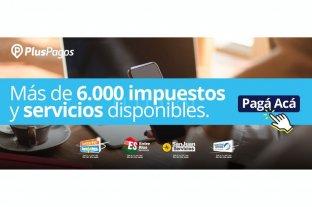 Pluspagos lanzó una plataforma para pagar impuestos y servicios por su web