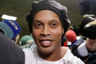 Finalmente, dictaron prisión domiciliaria para Ronaldinho en Paraguay