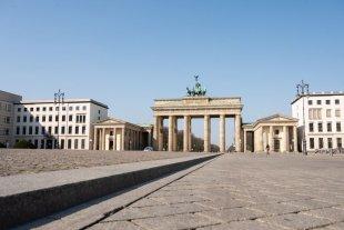 Berlín canceló la conmemoración de los 75 años del fin de la Segunda Guerra Mundial