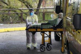 España registró 757 fallecidos en las últimas 24 horas