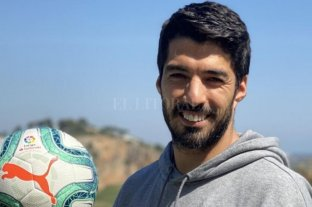 Luis Suárez se refirió a la posible llegada de Lautaro Martínez al Barcelona