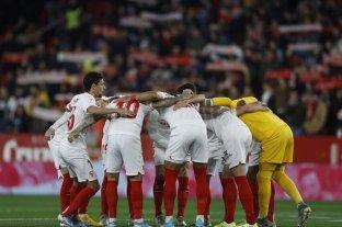 El Sevilla solicitó una rebaja del 70% los sueldos a sus jugadores