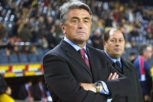 El argentino Biagini lamentó la muerte del DT serbio Radomir Antic