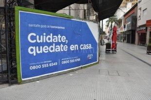 Con 3 nuevas muertes, son 63 los fallecidos por coronavirus en Argentina - Imagen ilustrativa. -