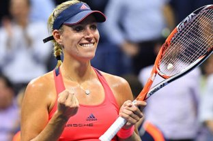 La alemana Kerber propone que el tenis vuelva sin público