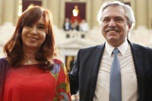 Alberto Fernández y Cristina Kirchner se reunieron en Olivos para trabajar sobre los efectos de la pandemia -  -