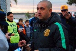 Rosario: allanaron la casa del líder de la barra de Central