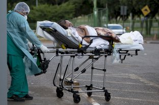 Hubo 133 muertos en un día por coronavirus en Brasil y el total llegó a 800