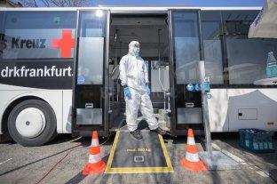 Alemania registra más de dos mil muertos por coronavirus
