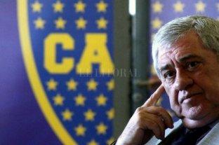 El presidente de Boca enfatizó que ningún empleado del club sufrirá recortes