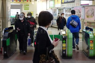 Japón supera los  5 mil casos positivos de Covid-19