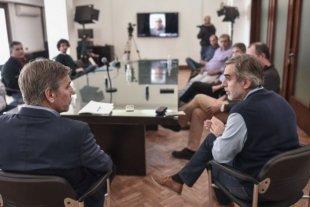 Coronavirus: el Ente de Coordinación del Área Metropolitana acordó acciones conjuntas