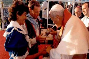 "La iglesia católica conmemora a San Juan Pablo II ""El Grande"" -  -"