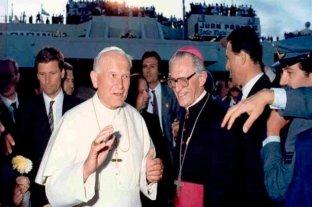 A 33 años de la visita de Juan Pablo II a Paraná